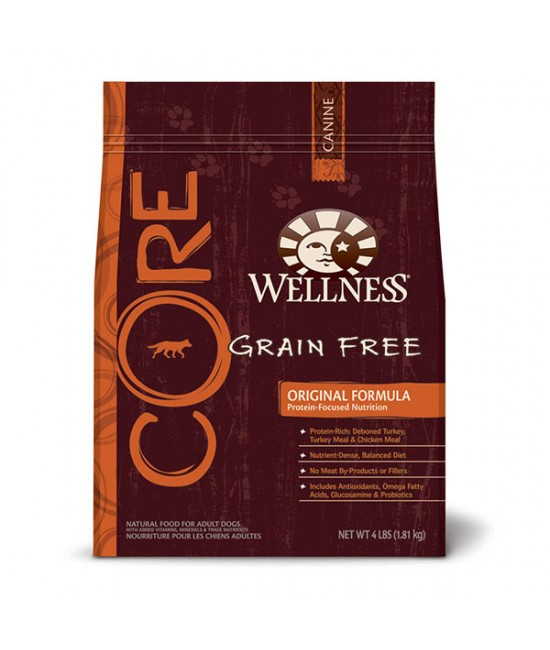 Wellness Core 無穀物雞肉狗糧
