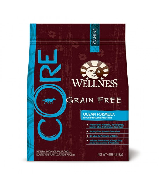 Wellness Core 無穀物海洋魚狗糧