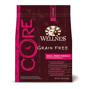 Wellness Core 無穀物小型成犬狗糧