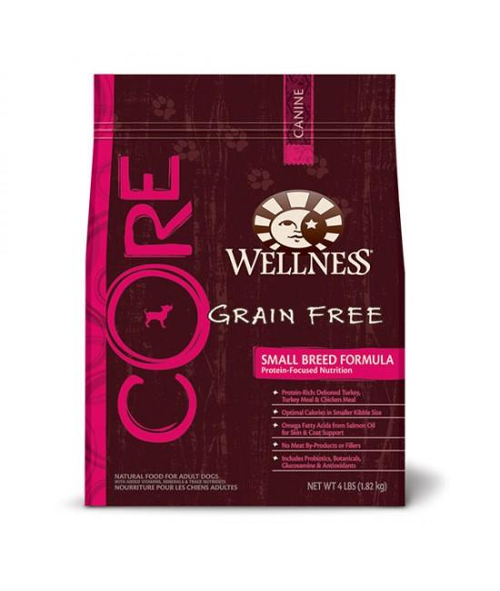 Wellness Core 無穀物小型成犬狗糧, 狗狗產品, Wellness