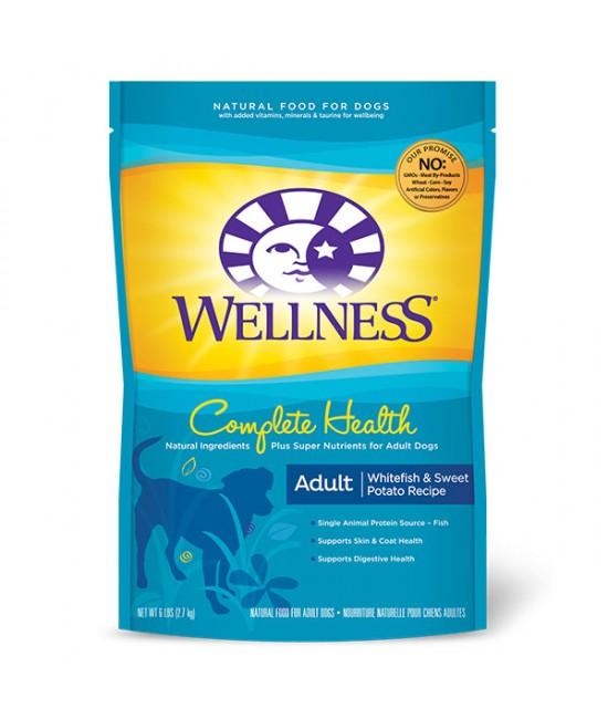 Wellness 全能配方成犬糧(鮮魚配甜薯)