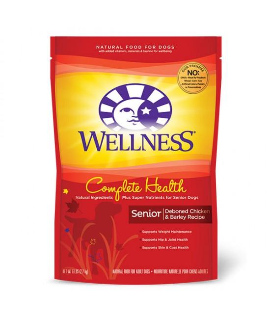 Wellness 全能配方低卡老犬糧, 狗狗產品, Wellness