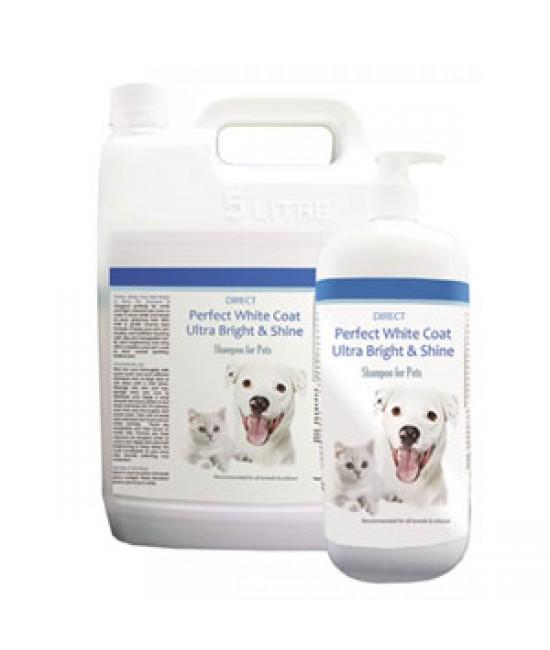 DIRECT 完美亮白寵物洗毛及護毛乳