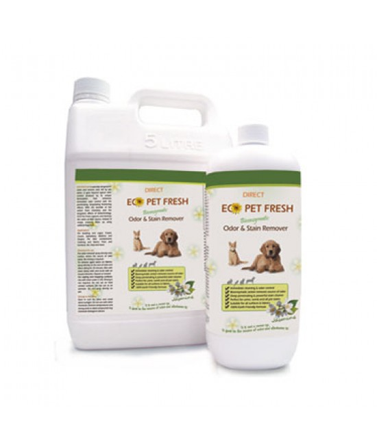 DIRECT ECO PET FRESH Stain and Odor Remover (Jasmine)