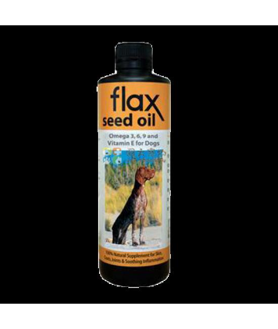 Fourflax 亞麻籽油(狗用)