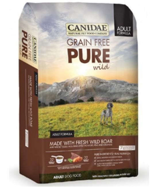 CANIDAE 卡比 無穀物黑豚肉配方狗糧 - 野豬肉, 狗狗產品, Canidae 卡比