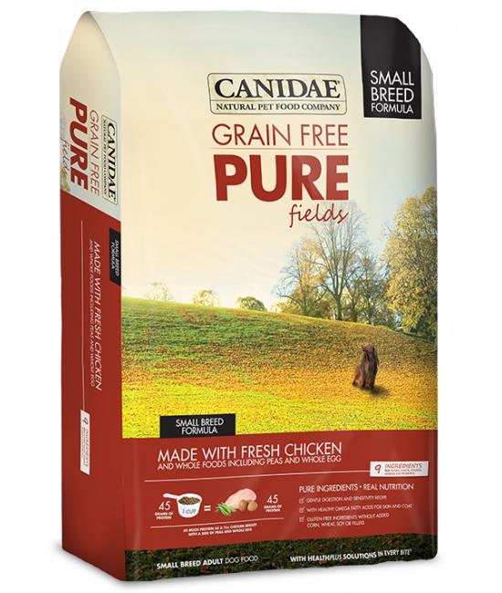 CANIDAE 卡比 無穀物小型犬配方狗糧 - 雞肉、鯡魚, 狗狗產品, Canidae 卡比