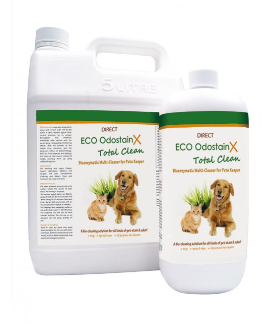 DIRECT ECO Odostain Total Clean (Lemon) 1L