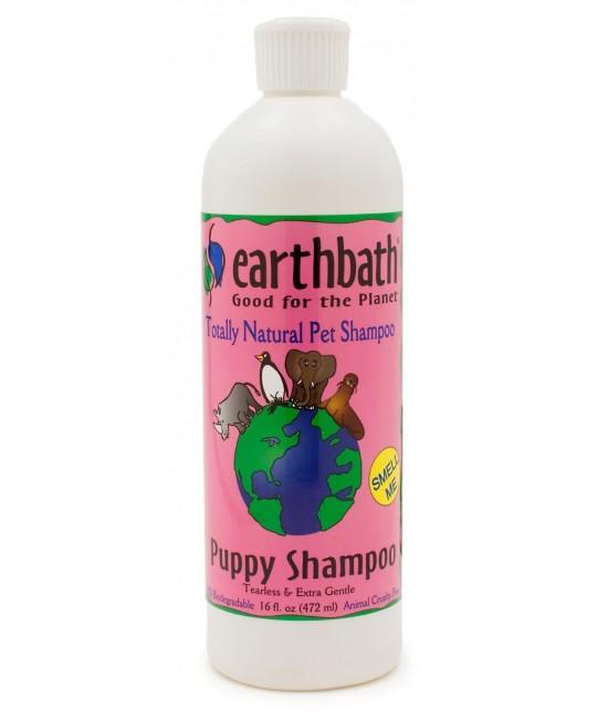 Earthbath 幼犬專用洗毛液 - 16oz