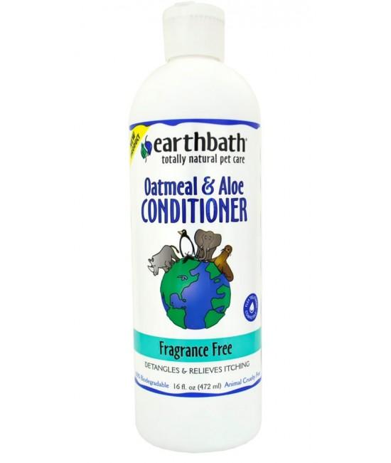 Earthbath 燕麥蘆薈護毛素 - 16oz
