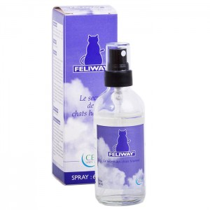 Feliway Cat Pheromone Spray - 60ml