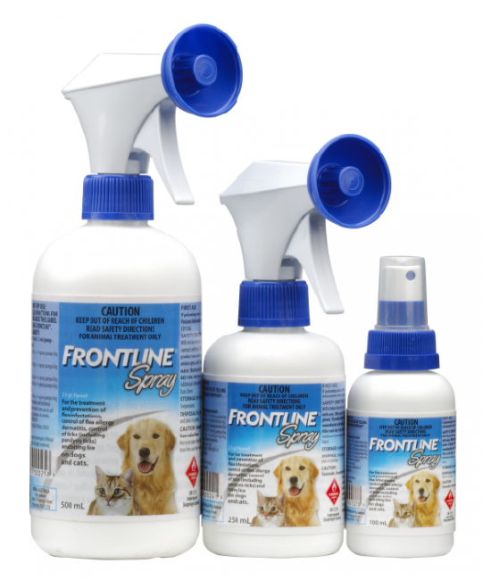 Frontline Spray 殺蚤噴霧