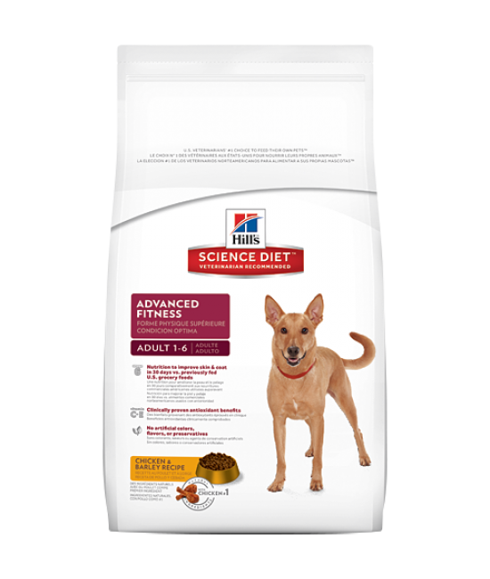 Hill's Science Diet Adult Advanced Fitness Dog Food (Original), Veterinary Products, Hill's 希爾思