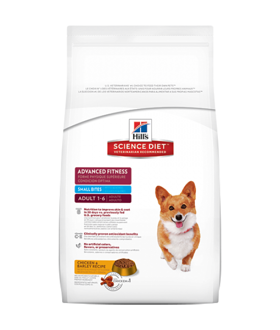Hill's Science Diet Adult Advanced Fitness Dog Food (Small Bites), Veterinary Products, Hill's 希爾思
