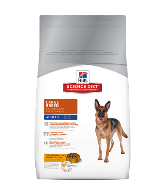 Hill's Science Diet 大型犬種高齡犬糧 - 12kg
