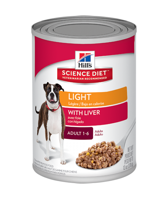 Hill's Science Diet 成犬減肥罐頭 - 13oz