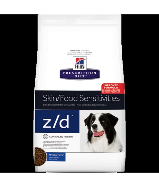 Hill's Prescription Diet z/d 皮膚與食物敏感配方狗糧