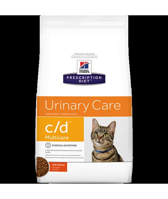 Hill's Prescription Diet c/d Multicare 泌尿系統護理配方貓糧, 獸醫產品, Hill's 希爾思