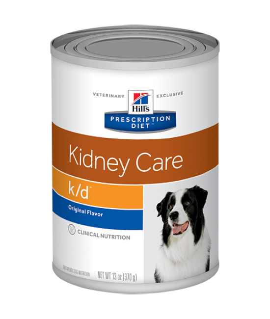 Hill's Prescription Diet k/d Canine Kidney Care Canned Food - 13oz