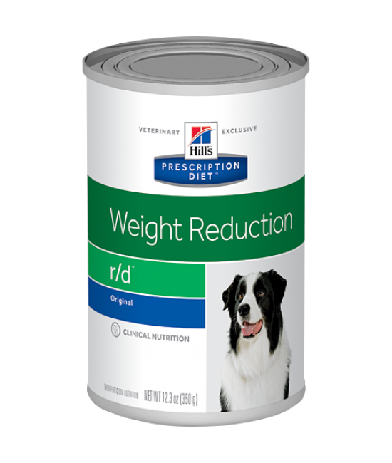 Hill's Prescription Diet r/d Canine Weight Reduction Canned Food - 12.3oz