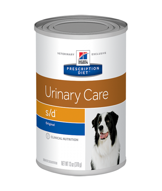 Hill's Prescription Diet s/d Canine Urinary Care Canned Food - 13oz