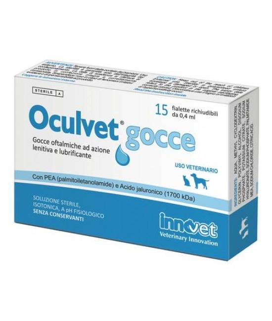 Innovet 意諾膚 Oculvet 寵物舒緩眼藥水