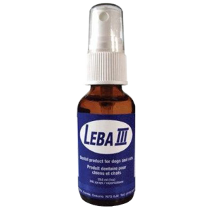 Leba III 寵物護齒噴霧