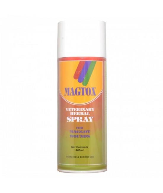 MAGTOX 動物用傷口滅蛆蟲草藥噴劑 - 200ml