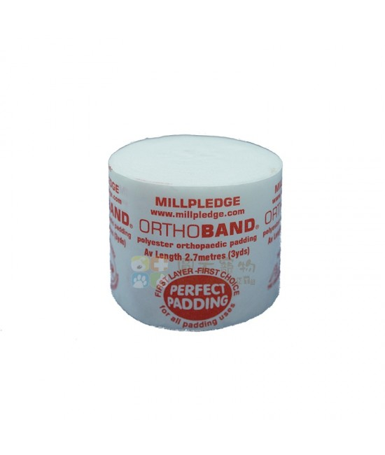 Millpledge Wrapz Orthoband Soft Band 繃帶 - 5cm 闊