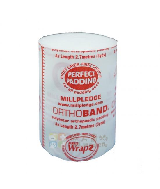 Millpledge Wrapz Orthoband Soft Band 繃帶 - 7.5cm 闊