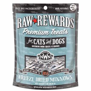 Northwest Naturals Freeze Dried 凍乾小食系列 (犬貓合用) - 小魚乾 1oz / 28.4g