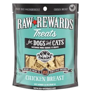 Northwest Naturals Freeze Dried 凍乾小食系列 (犬貓合用) - 雞胸 3oz / 85g