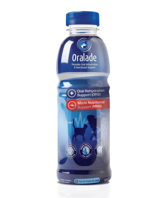 Oralade 貓狗用便攜式水分及營養補充液