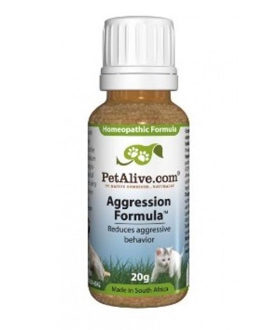 PetAlive Aggression Formula 舒緩寵物情緒顆粒