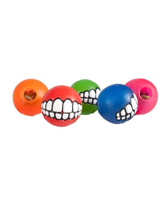 Rogz Grinz Ball 趣味波(中) - 64mm (2.5″)