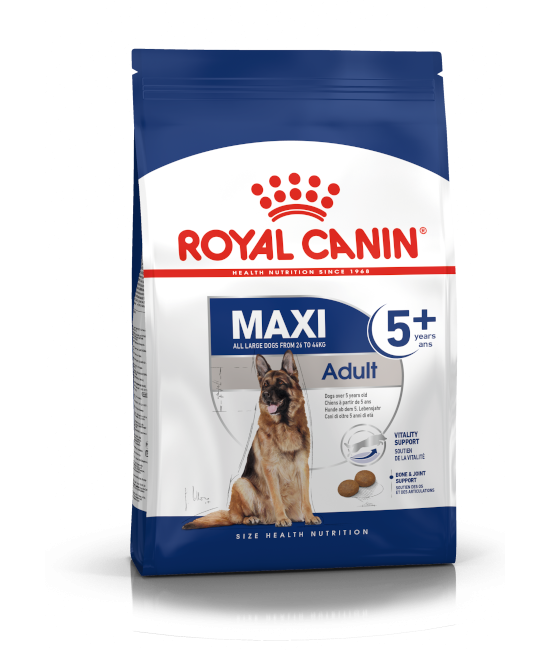 Royal Canin SHN 大型熟齡犬 Maxi Adult 5+ 狗乾糧