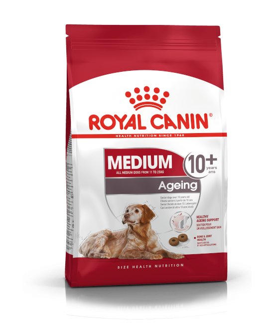 Royal Canin SHN 中型高齡犬 10+ Medium Ageing 10+狗乾糧