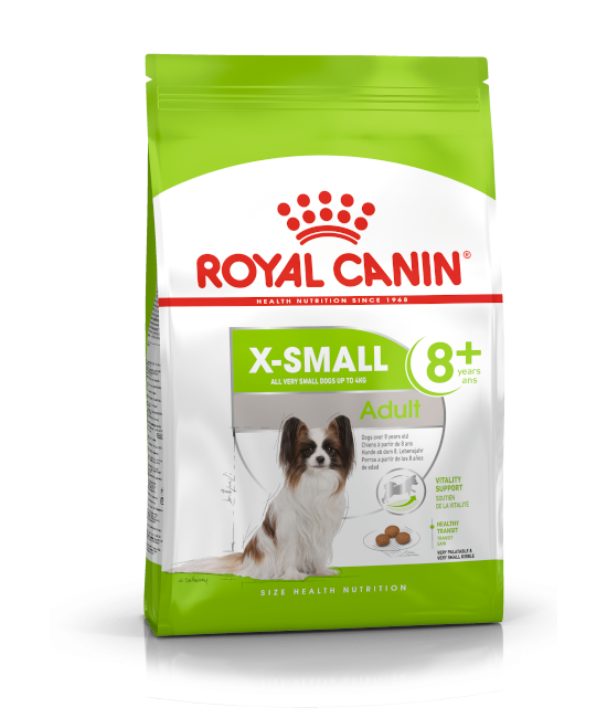 Royal Canin SHN 超小型熟齡犬 8+ X-Small Adult 8+  狗乾糧