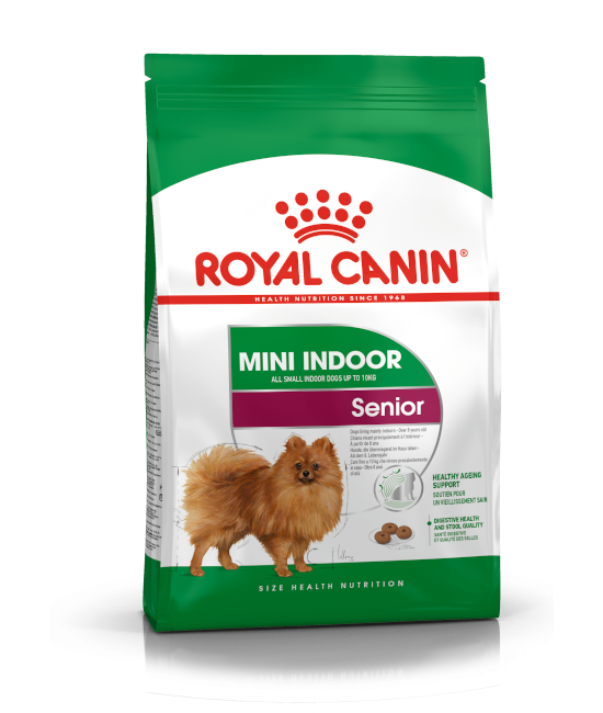 Royal Canin SHN 小型室內熟齡犬 Mini Indoor Senior 狗乾糧