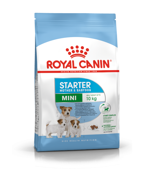Royal Canin SHN 小型離乳犬專用 STARTER MOTHER & BABYDOG MINI  狗乾糧