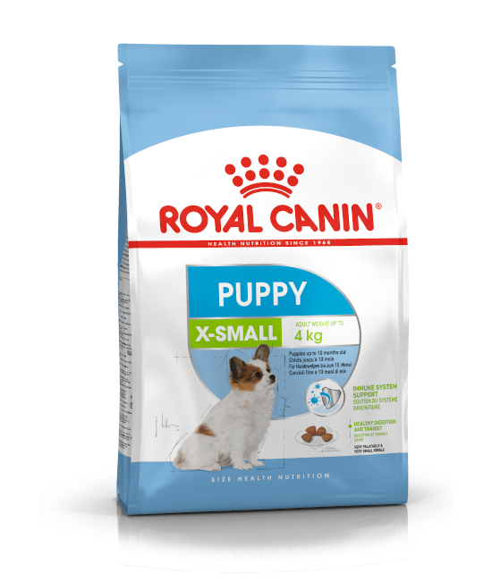 Royal Canin SHN 超小型幼犬 PUPPY X-small 狗乾糧