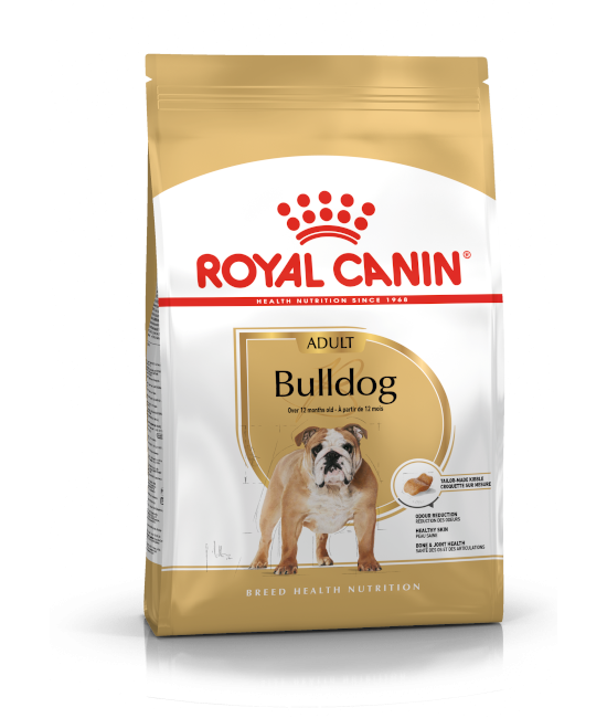 Royal Canin BHN 鬥牛成犬 Bulldog Adult 狗乾糧