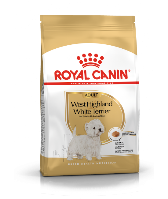 Royal Canin BHN 西高地白爹利成犬 West Highland White Terrier Adult 狗乾糧