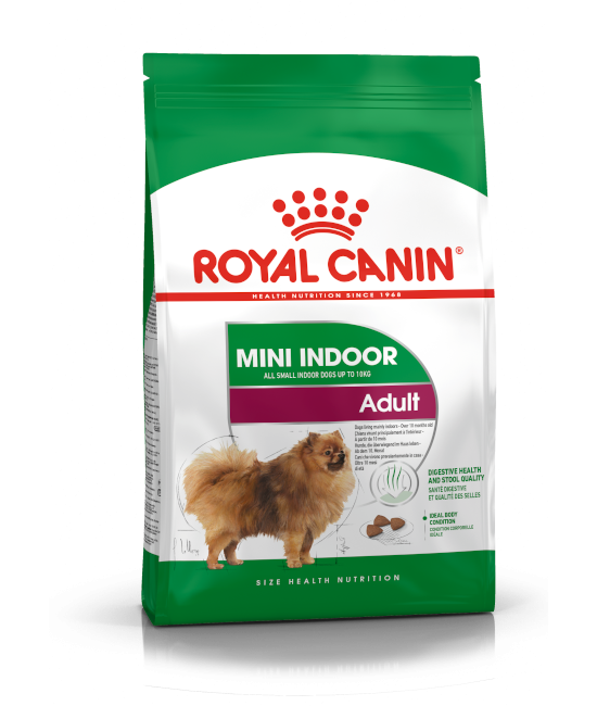Royal Canin SHN 小型室內成犬 Mini Indoor Adult 狗乾糧