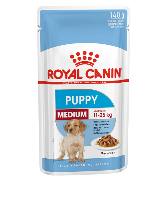 Royal Canin SHN 中型幼犬 PUPPY MEDIUM (Gravy) 狗濕糧