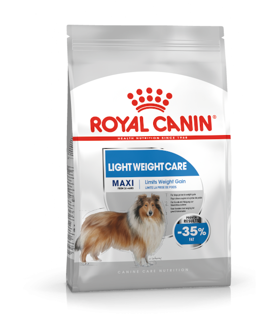 Royal Canin CCN  體重控制配方 Maxi Light Weight Care 狗乾糧