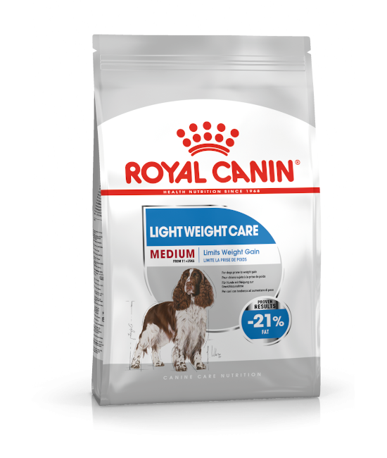 Royal Canin CCN 體重控制配方 Medium Light Weight Care 狗乾糧