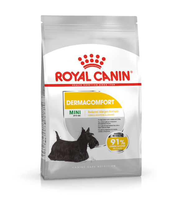Royal Canin CCN 皮膚保健小型成犬 Mini Dermacomfort 狗乾糧