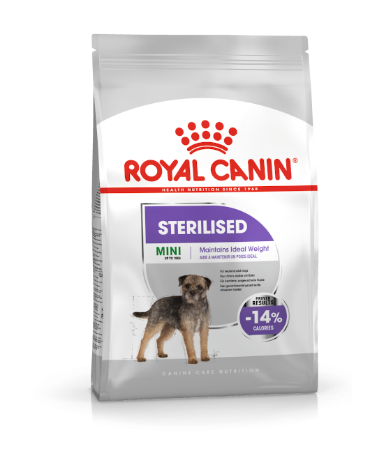 Royal Canin CCN 成犬絕育體重狗糧 Mini Sterilised