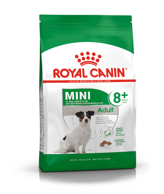 Royal Canin SHN 小型熟齡犬 MINI ADULT 8+ 狗乾糧